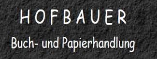 Buchhandlung Hofbauer