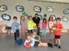 Fußballtraining Volksschule
